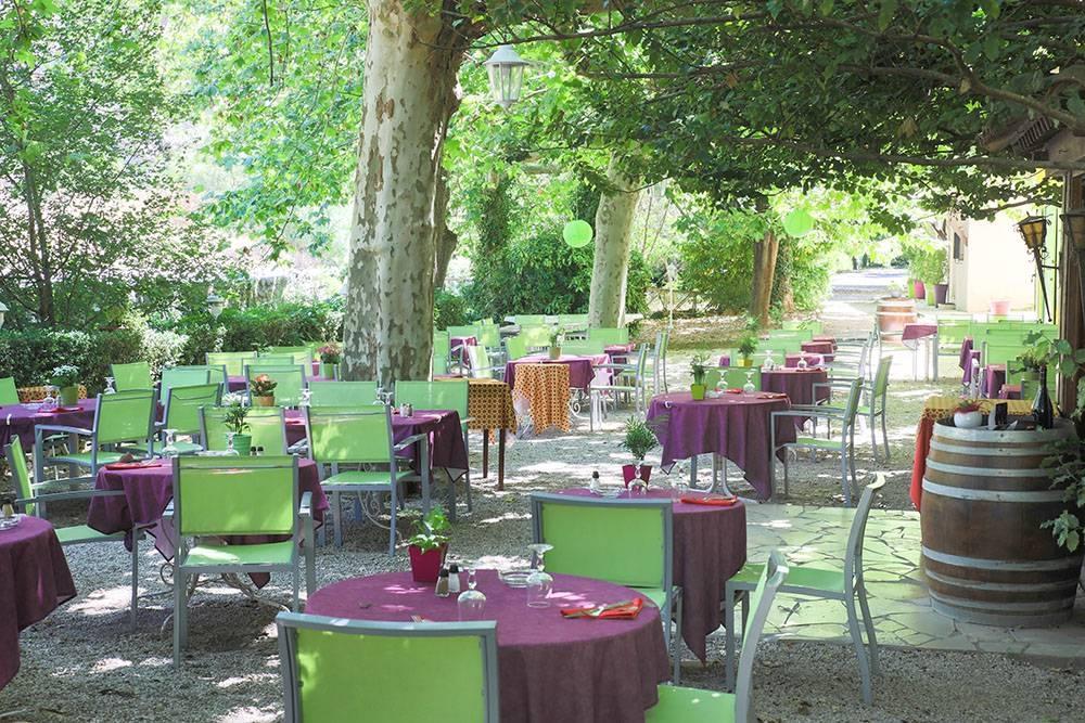 Le moulin de la Sambuc - Restaurant Saint-Zacharie