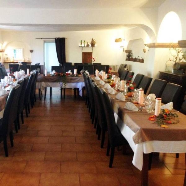 Mariage - Le moulin de la Sambuc - Restaurant Saint-Zacharie