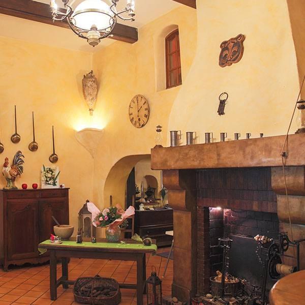 Le restaurant - Le moulin de la Sambuc - Saint-Zacharie